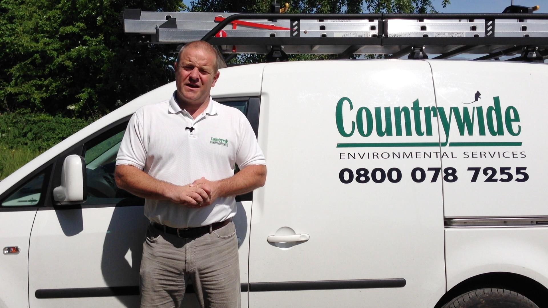 Book a pest control visit